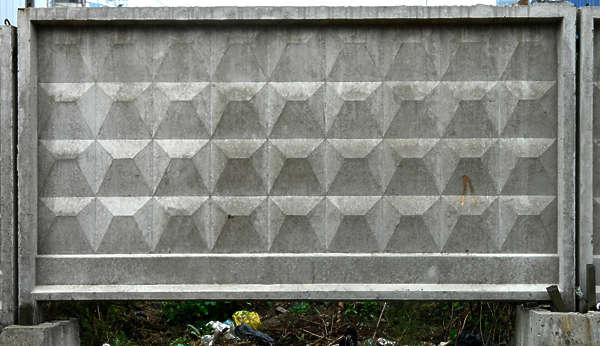 concrete bare wall