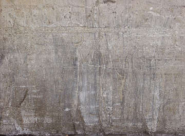 concrete bare scratches dirty