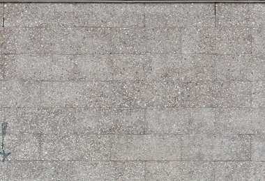 concrete gravel brick blocks