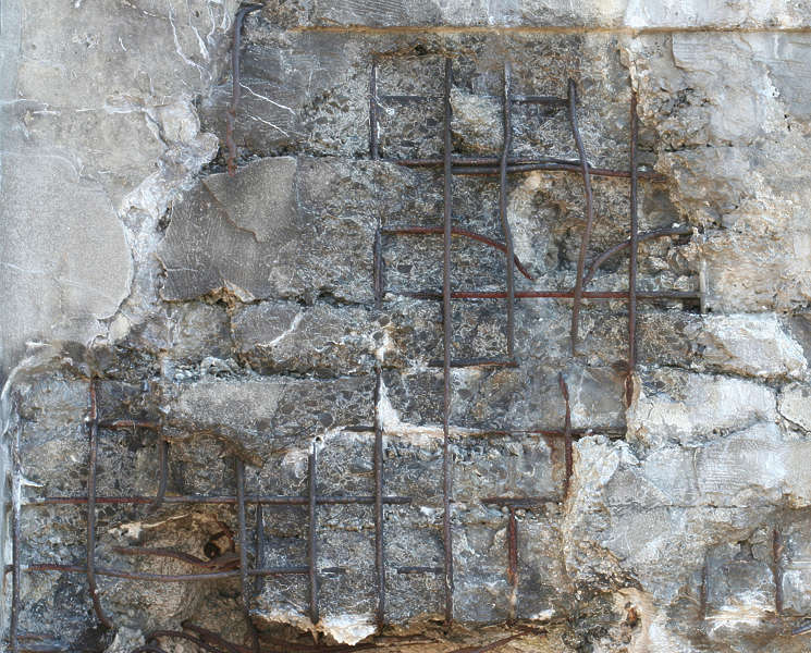 Concretebunkerdamaged0038 Free Background Texture