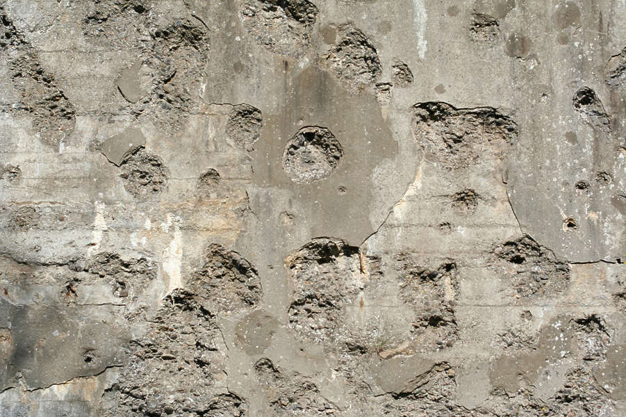 Concretebunkerdamaged0042 Free Background Texture
