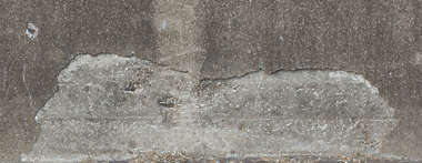 plaster damaged concrete damage