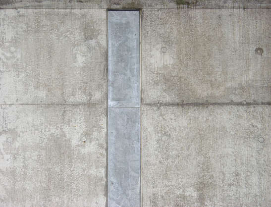 concrete bare