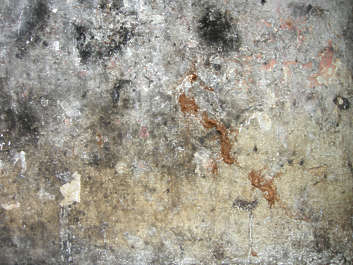 concrete bare dirty plaster