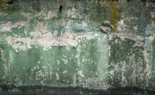 concrete paint painted dirty old