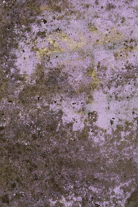 concrete purple dirty old