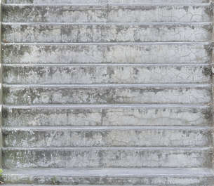 concrete stair steps stairs france bare dirty