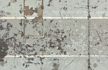 concrete bare floor factory damaged old worn