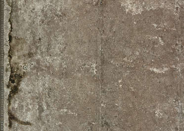 concrete floor ground edge border
