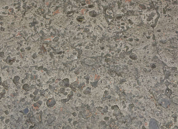 street concrete floor road
