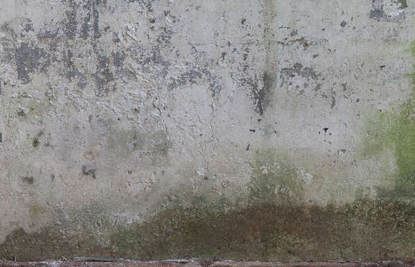 concrete dirty gradient