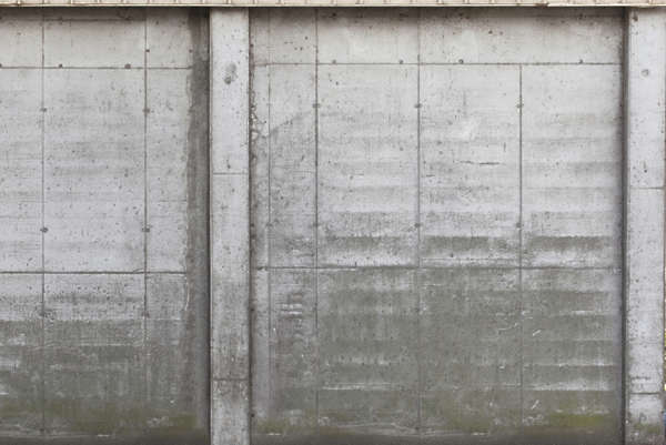 concrete dirty bare gradient