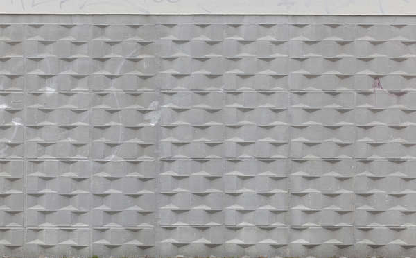 concrete blocks plates pattern indents
