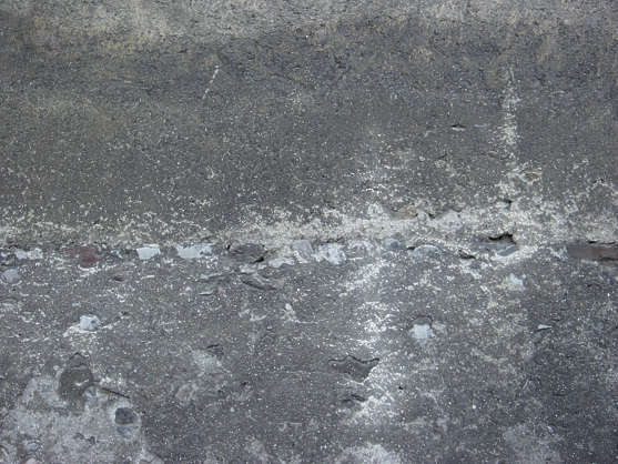 concrete rough