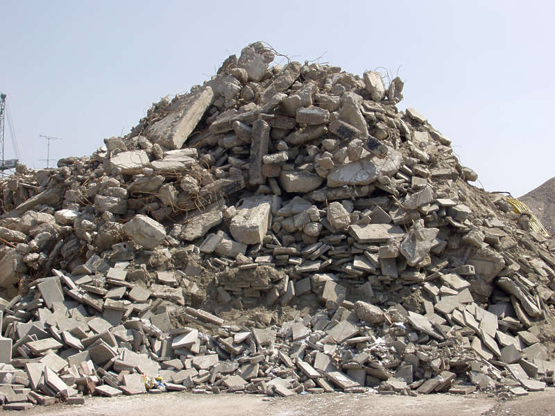 Debrisstone0013 Free Background Texture Heap Rubbish