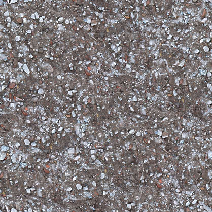 pebbles gravel stones sand mud