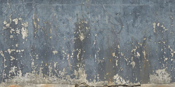 An Anese Concrete Paint Worn Old Weathered