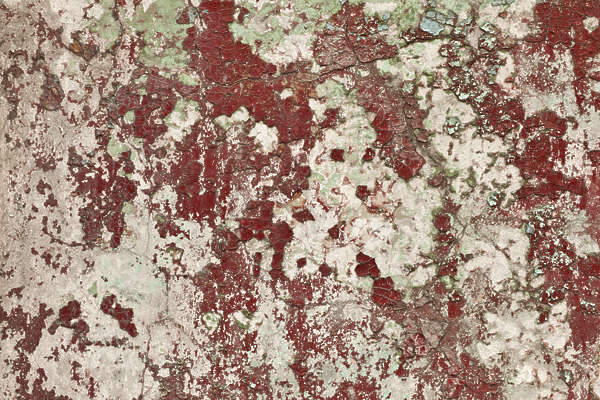 concrete paint worn old weathered