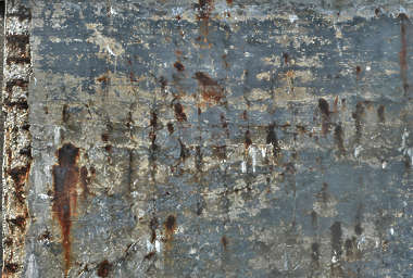 concrete paint rust