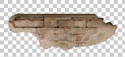 Brick Wall Damage: Alpha Masked & Transparent Decals