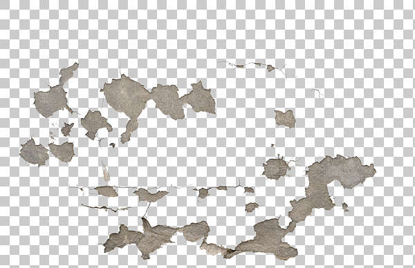plaster damaged old worn paint painted decal damage masked alpha isolated