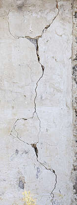 decal masked plaster crack damage isolated alpha