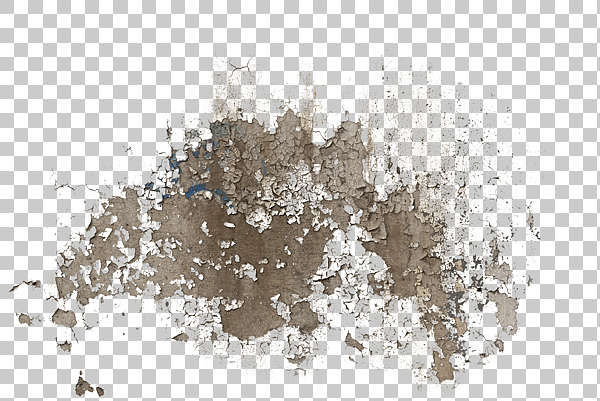 decal paint peeled masked alpha isolated