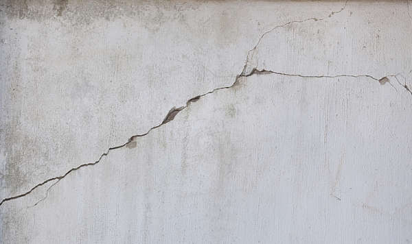 decal masked plaster crack damage alpha isolated