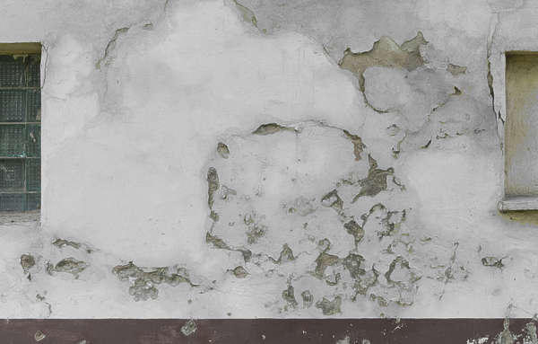 decal alpha masked damage plaster weathered isolated