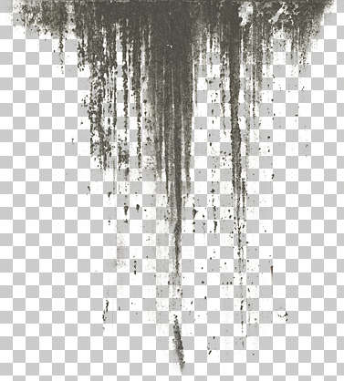 decal leak leaking concrete grunge grungemap isolated alpha masked