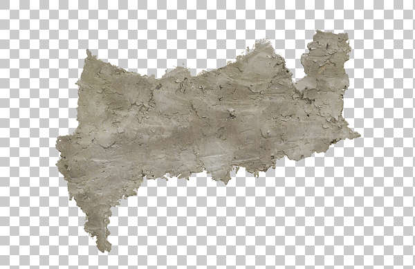 plaster cement patched patch masked alpha decal morocco africa isolated