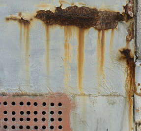 italy venice rust decal masked leaking alpha isolated