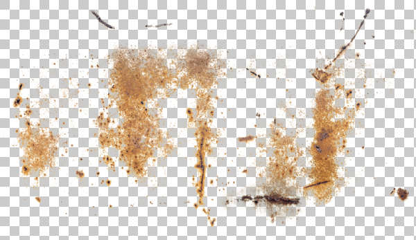 decal masked rust rusted alpha isolated