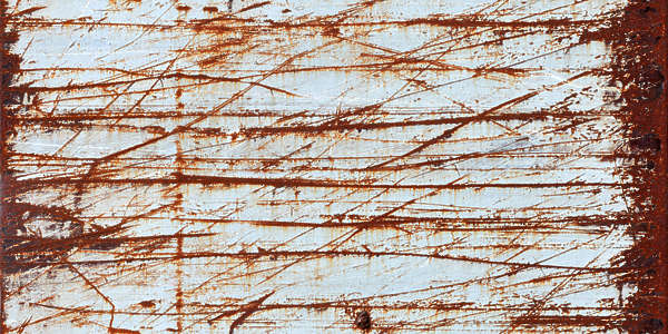 masked alpha rust rusted scratches decal isolated