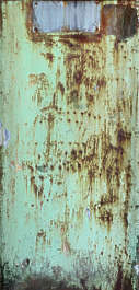 masked alpha rust rusted decal isolated