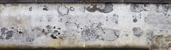 decal masked stains wall weathered dirty alpha isolated