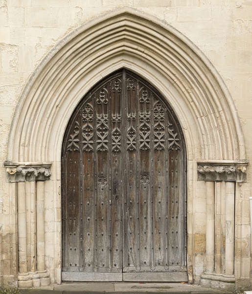 Wooden Texture Architecture