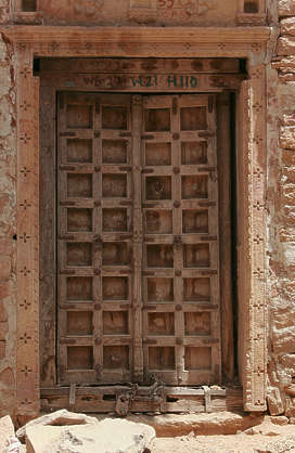 india door wood old double