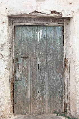 morocco door wood medieval old