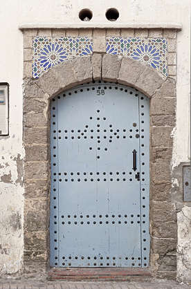 morocco door wood medieval ornate