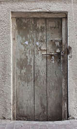 saudi arabia dubai middle east door single wooden old medieval