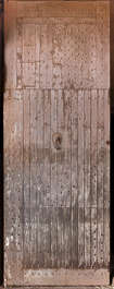 morocco door wood planks old dirty wood