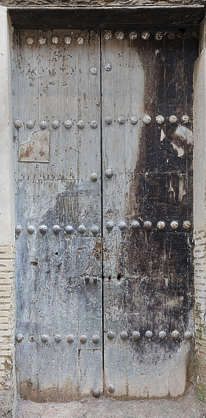 morocco door wood medieval old planks dirty