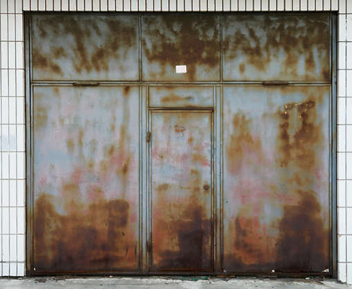 door metal industrial
