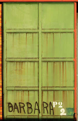door metal industrial big