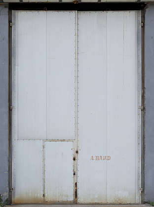 door double metal big