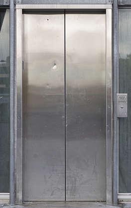 Elevator panel texture