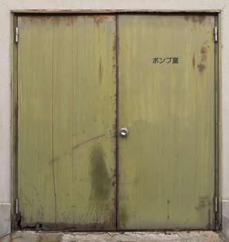 metal door texture. Double Metal Doors Door Texture