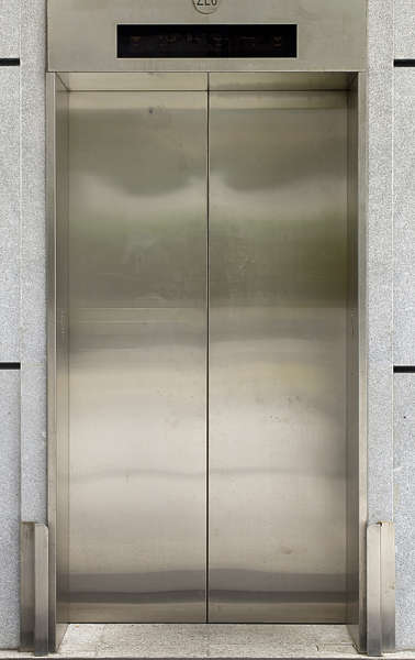 Plastic Light Covers >> DoorsMetalDouble0148 - Free Background Texture - door elevator metal stainless steel clean ...