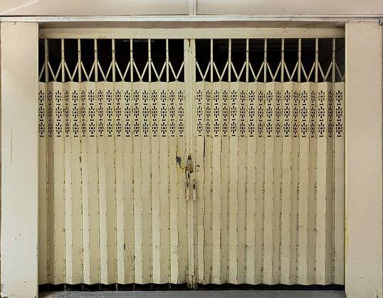 DoorsMetalDouble0149 - Free Background Texture - door metal double ...